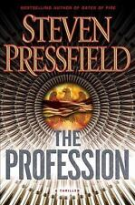 BUY 2 GET 1 The Profession : A Thriller by Steven Pressfield (2011, Hardcover)