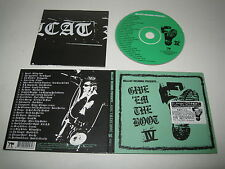 VARIOUS ARTISTS/GIVE THEM THE BOOT IV(HELLCAT/0458-2)CD ALBUM