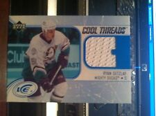 2005-06 Upper Deck Ice Ryan Getzlaf Cool Threads Jersey Card