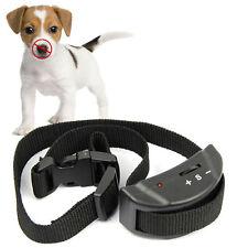 Pet Dog Training Collar Anti Bark No Barking Tone Shock for Small Medium 5-150lb
