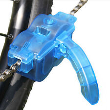 NEW Bicycle Chain Wheel Wash Cleaner Brushes Scrubber Cycling Bike Tool Set Kit