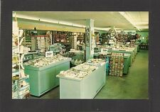 POSTCARD:  SHELL LAND SOUVENIR AND GIFT SHOP - LARGO, FLORIDA - Unused, 1950s