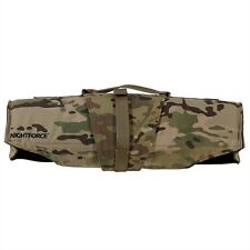 "Nightforce Scope Tactical Tailored Padded Scope Cover - 15"" - MultiCam - A447"