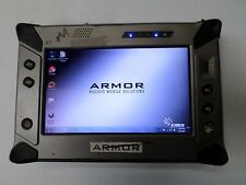 DRS Armor X7 MilitaryTablet,Win7 Pro 2GB RAM 40GB SSD Dual Battery RUGGED GRADE