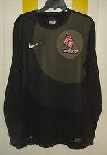 NEW MENS L NIKE DRI-FIT SINGAPORE LIONSXII LIONS XII SOCCER JERSEY GOALIE KEEPER