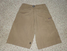 Mens shorts size 28 Volcom shorts size 28 Brown Volcom Cargo Shorts size 28 New