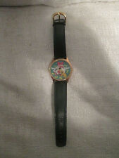 1993 Walt Disney World Mickey Mouse Pluto Fantasma Deluxe Quartz Musical Watch
