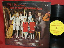 Rex Humbard The Humbards Hold To God's Unchanging Hand Gospel LP Record OHIO M-