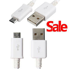 2m Sony Xperia X Z5 Z3 Z2 Z1 Z Charger Micro USB Data Charging Cable White
