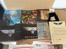 world of warcraft wrath of the lich king afs field guide everquest ll mixed lot