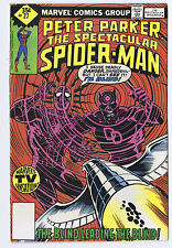 Peter Parker Spectacular Spider Man 27  VF-