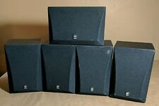 Yamaha NS-A16 Surround Sound 5 Speakers Home Audio System SOUNDS GREAT