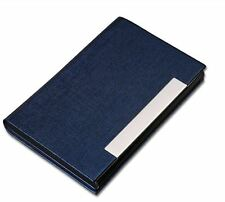 Professional Business Name, ID, Credit Card Pocket Holder Wallet Case