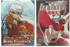 DVD INUYASHA: Complete Vol.1-167 BOX SET + The Final Act chapter 1-26 + 4 Movie
