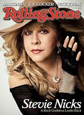 NEW Rolling Stone Stevie Nicks Fleetwood Mac 1/29/15 2015 USA Edition No Label