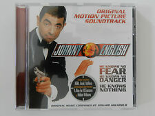CD Johnny English Original Motion Picture Soundtrack +