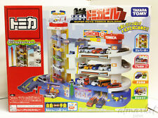 New Super Auto Toy Vehicles Tomika Building Parking Garage TAKARA TOMY JAPAN EMS