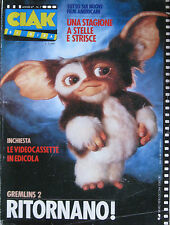 CIAK 7 1990 Gremlins Robin Williams Meg Ryan Eli Wallach Julia Roberts Madonna