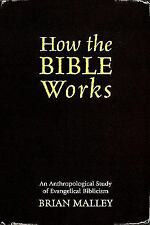 HOW THE BIBLE WORKS - NEW PRE-LOADED AUDIO PLAYER BOOK