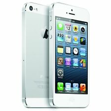 Apple iPhone 5 - 16GB - White & Silver (Locked to Bell Mobility) Smartphone 8TXC