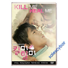"""BUY 5 GET 1 FREE""  Kill Me, Heal Me Korean Drama (4DVDs) GOOD_ENG SUBS"