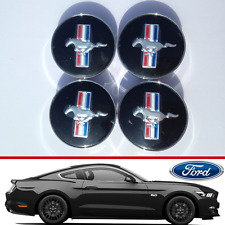 FORD MUSTANG ALLOY WHEEL CENTRE HUB CAPS. ST FOCUS FIESTA MONDEO GALAXY ETC