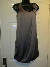 Brand New - H&M BROWN GORGEOUS DRESS - UK Size 8