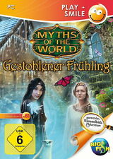 Myths of the World * robados primavera * hormiguero-juego PC DVD-ROM