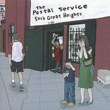 NEW Such Great Heights [Single] by The Postal Service (CD, Jan-2003, Sub Pop)