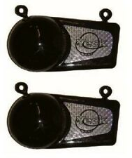 2 Pack of Yeck Finned Downrigger Weights 10 lb