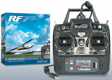REALFLIGHT 7.5 RC QUADCOPTER FLIGHT SIMULATOR W/ INTERLINK EFLITE MD 2 GPMZ4520