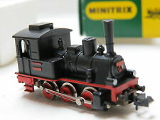 Minitrix (N) # 2913, 0-6-0 Steam Locomotive, Lot 34
