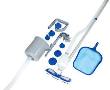 Bestway Above Ground Pool Cleaning Vacuum & Maintenance Accessories Kit | 58237