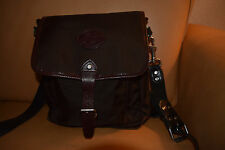 Filson man's bag, color: brown, pre-owned,nylon with leather