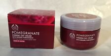 THE BODY SHOP POMEGRANATE FIRMING DAY CREAM 1.7 OZ NEW IN BOX.