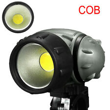 Bicycle Bike COB LED Headlight Front Ride Riding Cycling Head Light Lamp AAA q