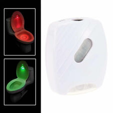 Neu Motion Activated LED Toilettendeckel Klobrille Toilettensitz Klodeckel Licht