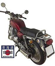 portapacchi classico acciaio cromato per Honda CB1100 CB1100EX 2014-2016