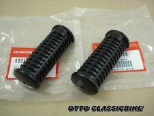 NOS Honda C100 CA100 C102 C105 C110 C200 CM91 S65 C70 FOOTPEG RUBBER 95011-21000