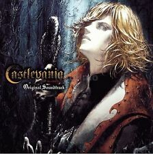 New 0584-5 2 CD CASTLEVANIA Dracula X Lament of Innocence Original Soundtrack