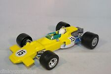 MEBETOYS GRANDPRIX 6673 LOTUS FORD 72 FORMULA 1 F1 RACING CAR MINT RARE SELTEN!
