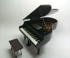 Pianoforte in miniatura nero - Mini Piano black - Mini Pianoforte negro