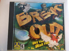 Atari Break Out  Game Complete very good condition