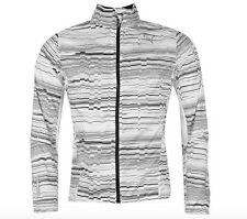 Puma Men's Sport Lifestyle Jacket White Black size M new with label