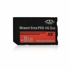 Hot 8GB Memory Stick PRO-HG Media MagicGate Card For PSP 1000 2000 Camera