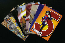 DYNAMO 5 (TSCS/2011) COMPLETE 10-CARD PREMIUM BASE CARD SET ~ HARD TO COMPLETE