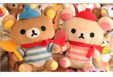 San-X Rilakkuma Plush Toy Candy Stuffed Soft Toys Set