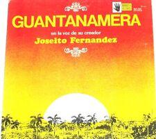 Guantanamera den La Voz de Su Creador Joseito Fernandez     LP