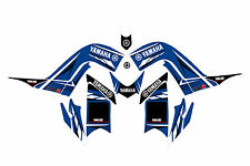 Yamaha Raptor 700 06-12  graphic kit stickers decals atvgraphics 2006 to 2012 mx
