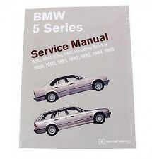 BMW E34 525i Touring 530i 535i 540i Service Repair Manual Bentley